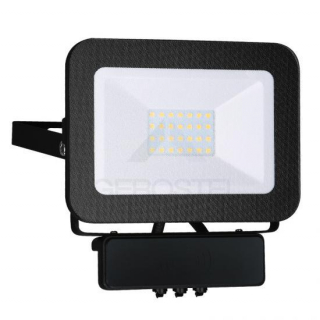 LED  20W HQ reflektor slim+senzor neutrálna,LF2022MS